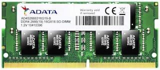 Adata 16 gb Ddr4 RAM for Laptop