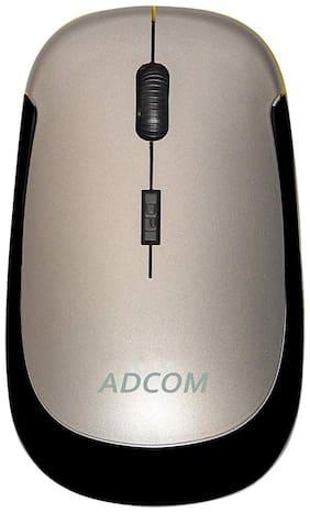 Adcom AD-203500 Wireless Mouse ( Grey )