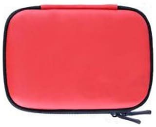Aeoss Case For 6.35 cm (2.5 inch) HDD (Red)