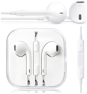 AFRODIVE In-Ear Wired Headphone ( White )