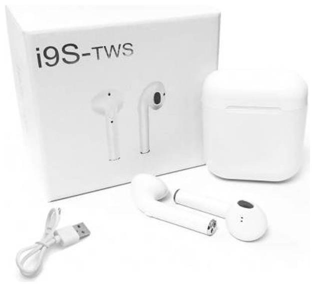 AFRODIVE wireless headphone In Ear Bluetooth Headset   White
