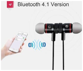 AFRODIVE all smart phone all smart phone In-Ear Bluetooth Headset ( Assorted )