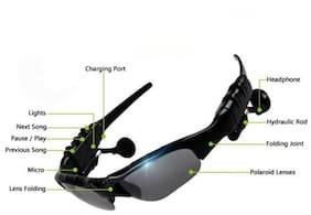 AFRODIVE sunglasses In-Ear Bluetooth Headset ( Black )