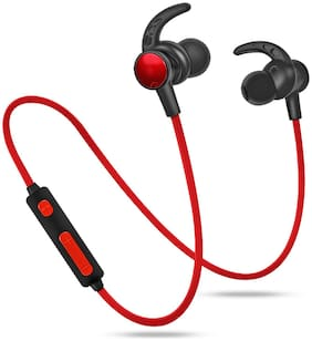 Akai ELECTRIC SPORTS In-ear Bluetooth Headsets ( Red )
