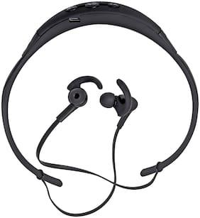 Akai NECKBAND In-ear Bluetooth Headsets ( Black )