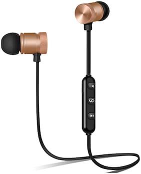 Akai Tender Sports In-Ear Bluetooth Headset ( Black & Gold )