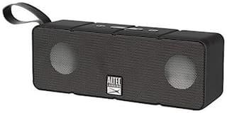 Altec Lansing IMW140 Black Dual Motion Bluetooth Speaker
