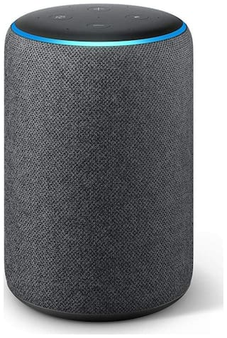 Amazon ECHO PLUS (2ND GEN) Portable Bluetooth Speaker ( Black )