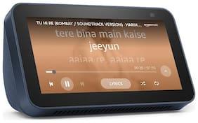 Amazon B08KJRFZBM All new echo show 5 (2nd gen, 2021 release) - smart speaker Wired 2.0 speakers ( Blue )