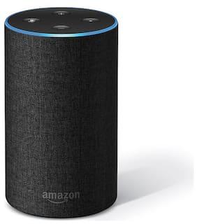 Amazon Echo Alexa Smart Speaker Bluetooth WiFi 2nd Generation (Black)