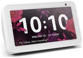 Amazon ECHO SHOW 5 Wired & Bluetooth Smart speaker ( White )