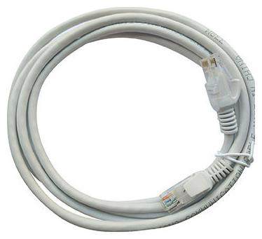 15/' FT 5m CAT6 RJ45 Ethernet Network LAN Patch Cable Grey