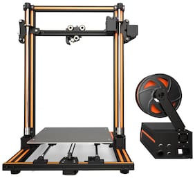 Anet E16 High-Precision DIY 3D Printer (Black;Orange)