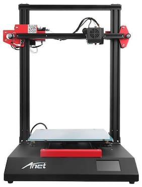 Anet Original ET5 2021 3D Printer | Automatic Bed Levelling | Resume Printing | Filament Detection | 3.5 inch Touch Screen | Metal Frame | Print Size 300x300x400mm