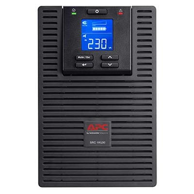 APC 1000 VA On Line UPS (Black)