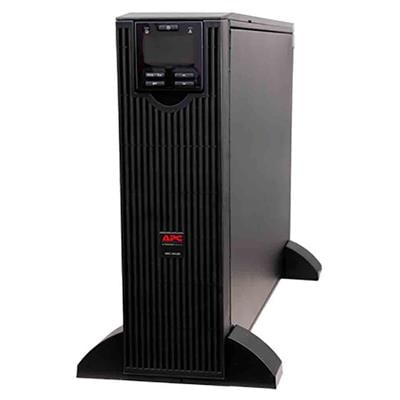 APC 6KVA / 192 6000 VA VDC Smart On Line UPS (Black)