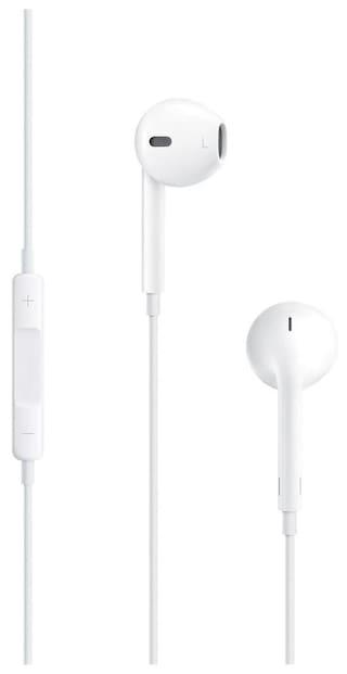 Apple Mnhf2zm/a In-ear Wired Headphone ( White )