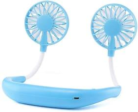ARHUB Portable Hand Free Lazy Neck Band USB Fan