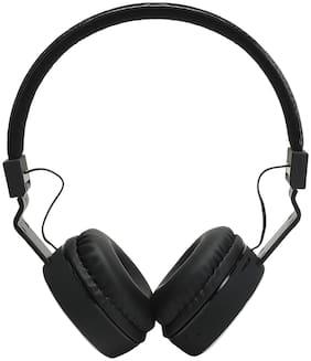 ARU ABH-226 On-Ear Bluetooth Headset ( Black )