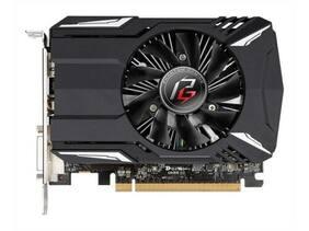 ASRock Video Card VG-G R RX550 2G AMD Radeon RX550 2GB GDDR5 128-bit pci-e x16
