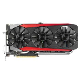 Asus NVIDIA STRIX-GTX980TI-DC3-6GD5 6 GB Graphics Card