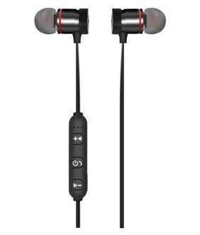 Battlestar M-11_13 In-ear Bluetooth Headsets ( Black )