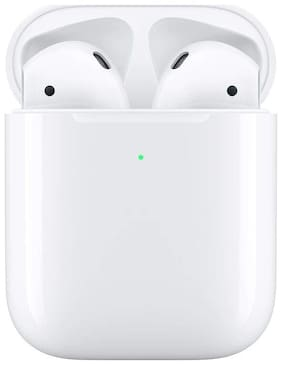 Battlestar AIRPODS In-ear Bluetooth Headsets ( White )