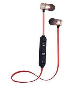 Battlestar M-11_26 In-ear Bluetooth Headsets ( Red )