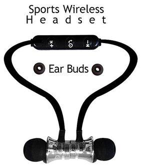Battlestar  Sports Bluetooth Magnet Bluetooth Headset - Others