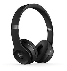 Beats Solo 3 MP582ZM/A Wireless On-Ear Headphones (Black)