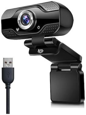 BigPassport 1080P 2 MP Full HD Webcam with Microphone