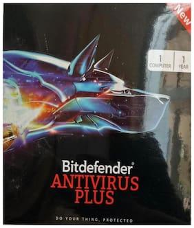 Bitdefender Antivirus Plus (1 Pc 1 Year)
