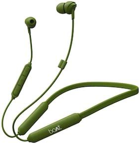 boAt 100 Wireless In-Ear Bluetooth Headset ( Green )
