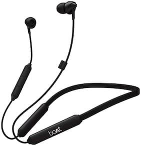 boAt 100 Wireless In-Ear Bluetooth Headset ( Black )