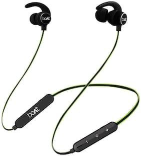 Boat Rockerz 255 In-ear Bluetooth Headsets (Green)