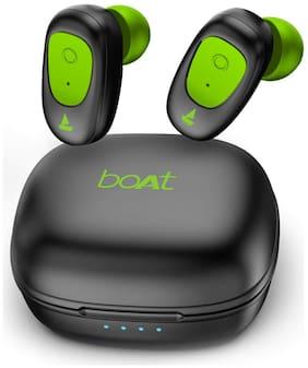 boAt Airdopes 201 True Wireless Bluetooth Headset ( Green )