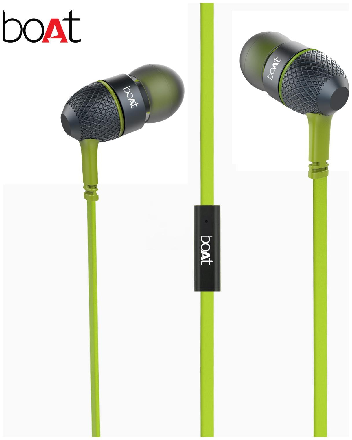 9e105d9c8ed Buy boAt Bassheads 225 In-ear Bluetooth Headsets ( Lime ) Online at Low  Prices in India - Paytmmall.com