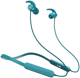boAt Rockerz 255 Pro In-Ear Bluetooth Headset ( Green )