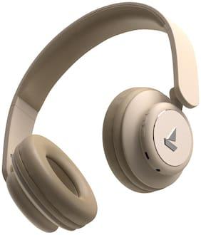 boAt Rockerz 450 On-Ear Bluetooth Headset ( Beige )