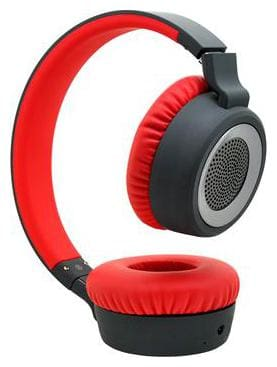 686b4483fbc Buy boAt Rockerz 430 On-ear Bluetooth Headsets ( Black & Red ) Online at  Low Prices in India - Paytmmall.com