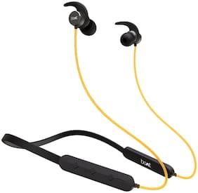 boAt Rockerz 255 Pro In-Ear Bluetooth Headset ( Yellow )
