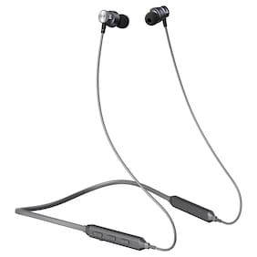 boAt Rockerz 240 Wireless Headset with Fast Charging;Bluetooth V5.0;IPX5 Sweat and Water Resistance & Up to 6H Playback (Grey)