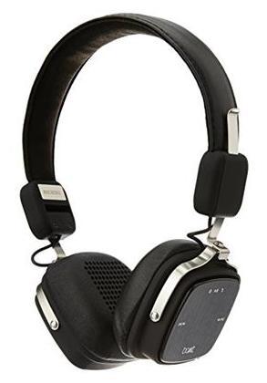 boAt Rockerz 600 HD Sound On-Ear Bluetooth Headphones with Mic (Black)