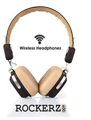 Boat Rockerz 600 Headphones (Black/Brown)