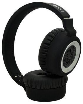 boAt Rockerz 430 Super Extra Bass On-Ear Bluetooth Headphones with Mic (Black)