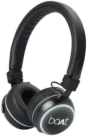 boAt Rockerz 640 On-ear Bluetooth Headsets ( Black )