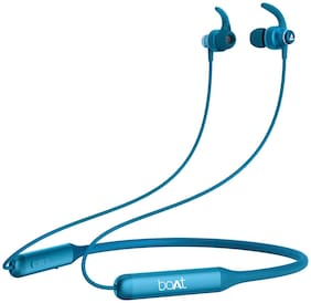 boAt Rockerz 335 In-Ear Bluetooth Headset ( Blue )