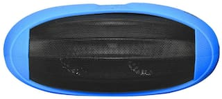 boAt RUGBY Portable Bluetooth Speaker ( Black & Blue )