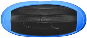 boAt RUGBY Bluetooth Portable Speaker ( Black & Blue )