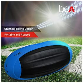 boAt Portable Bluetooth Speaker ( Black & Blue )